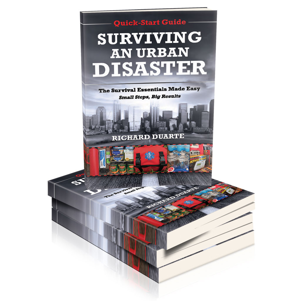 Surviving An Urban Disaster: Quick-Start Guide