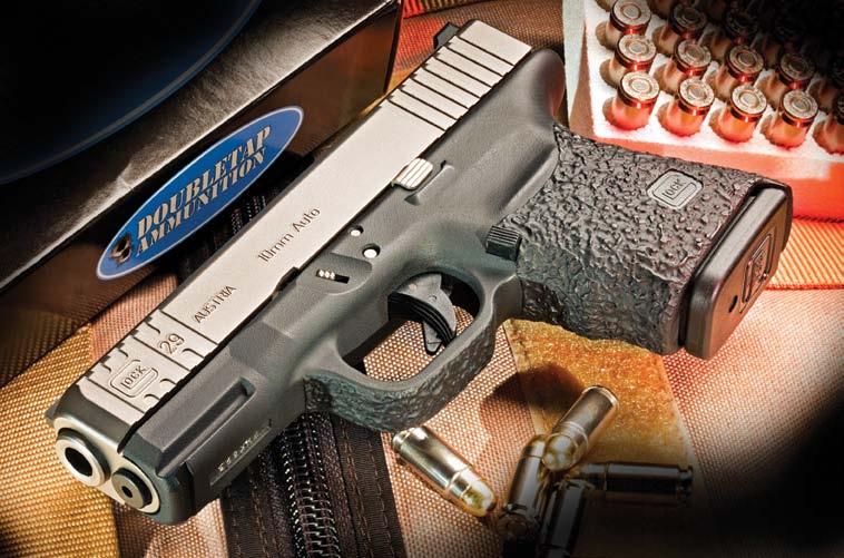 Multi-Caliber Glock 29   GUN MAGAZINE   SWAT VAULT