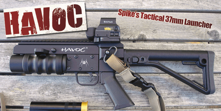 spikes tactical havoc