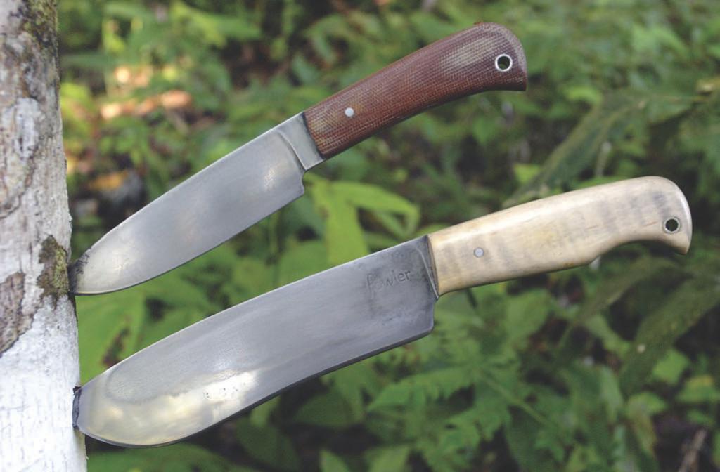 Stone & Springer Mountain Blade