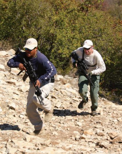 800 Yard Dash | Spartan Tactical Long Range Patrol Rifle