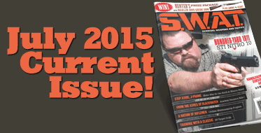 SWAT Magazine July 2015 Current Issue