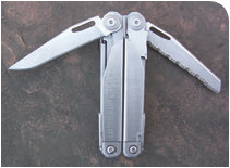 Salient feature of a multi-tool is that it provides options. Being able to swap features to suit your mission further enhances its value. Many multi-tool knives are minimalist, but those on Leatherman Surge are full-size and meant for use.
