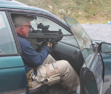 Untitled-14FS2000 Tactical allows for seamless transition between shooting shoulders, with the shooter not having to give it a second thought.
