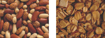 The most basic long-term storage food larder can start with nothing more than grains and legumes. They keep well, feed well, and cost little.