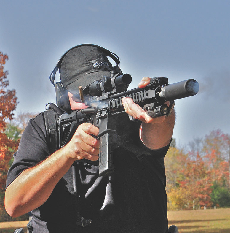 Special Ops Tactical Hanson 14.5 Rifle