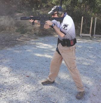 Regardless if it's a three-gun competition …