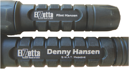 Elzetta's Custom Shop offers personalized laser engraving at a very reasonable cost.
