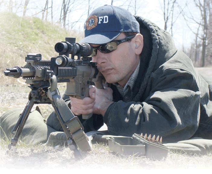 Albaceli takes aim with newly built AR.
