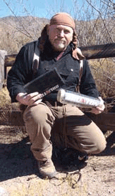 Ron Hood, survival expert and creator of the Woodsmaster video series.