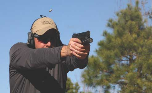 Rapid-fire string of Ten-Shot Qual requires shooters to push beyond their comfort zone while maintaining quality hits.