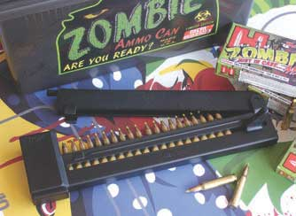 Cammenga REL223 EaSYLOaDER. Zombie ammo Can by MTM Case-Gard.