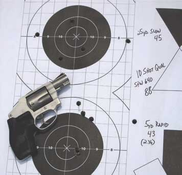 Ten-Shot Qual is tough with backups but an outstanding yardstick for what performance a shooter is losing with smaller handguns, plus a great motivator to improve.