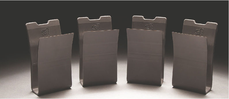 MP2 inserts work with variety of industry-leading nylon magazine carriers.